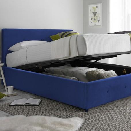 Canapé abatible tapizado EMMA