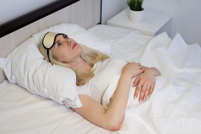 ¿Qué hacer cuando tienes insomnio?: consejos para dormir rápido